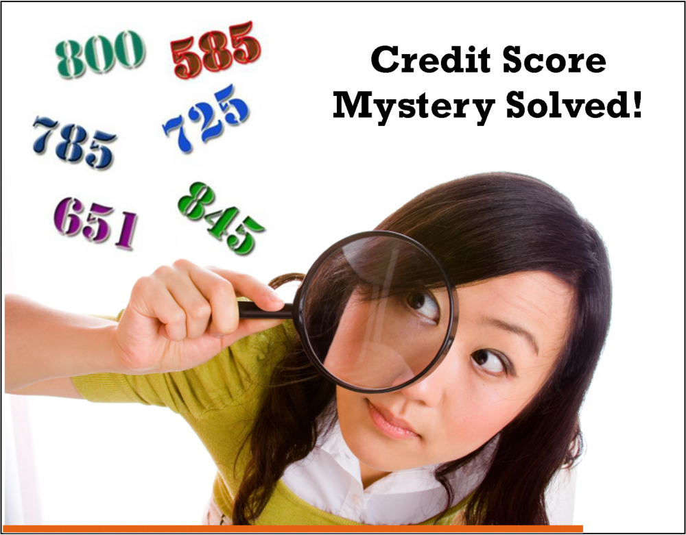 Learn More About Your Credit Score Nov 2 Seminar