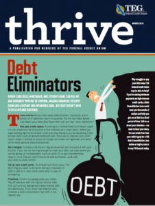 Thrive Winter 2015 Edition