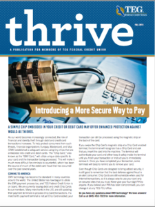 Thrive Fall 2015 Edition