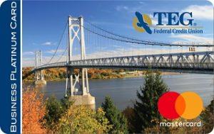 TEG Business Credit Card