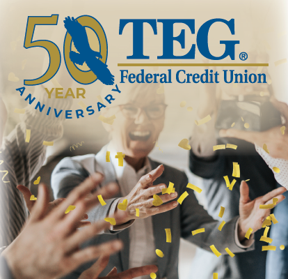 Teg Federal Credit Union Personal Business Loans Free Checking