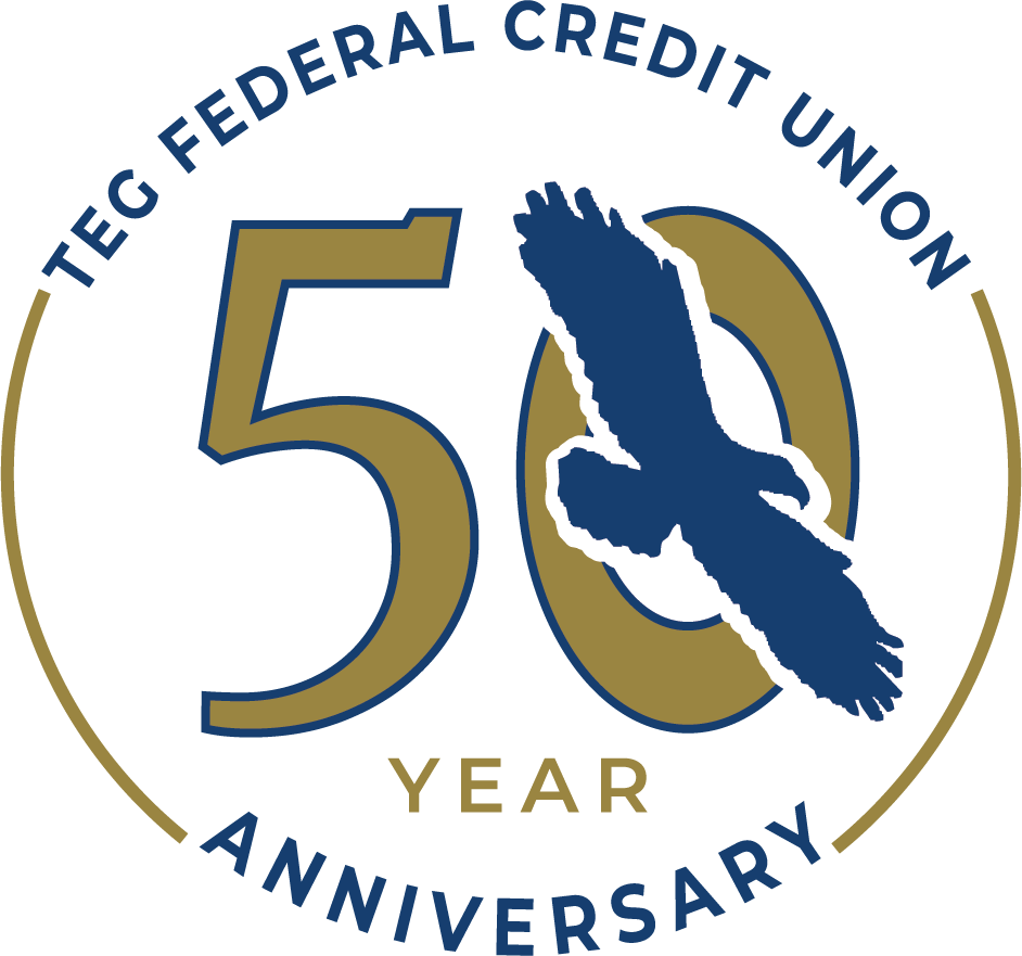 TEG Federal Credit Union 50th year anniversary