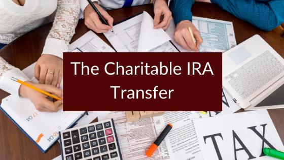 Charitable IRA Transfer