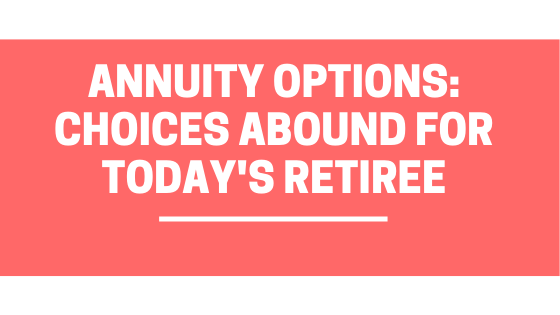 Annuity Options