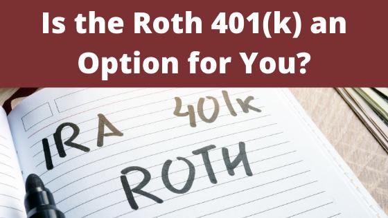 Roth 401k