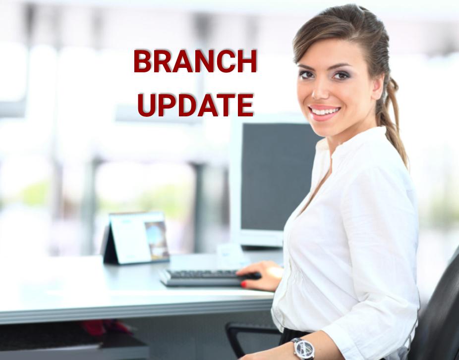 Branch Update
