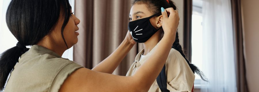 The Complete Guide to Safe and Comfortable Face Covering