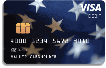 Stimulus Credit Card