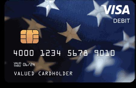Stimulus Credit Card